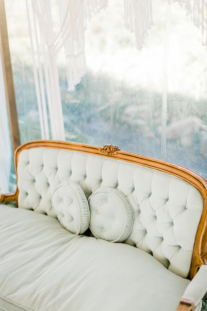 Provenance Vintage Rentals Vintage Mint Green Settee Hannah and Spencer South Coast Botanic Garden Wedding.png