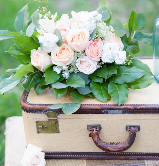EMS Petite Suitcase
