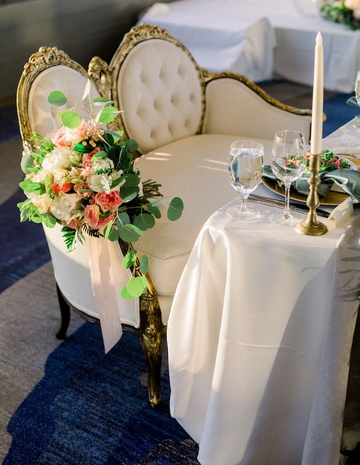 Provenance Vintage Specialty Rentals Courtney Kaveh Marina del Rey Marriott Wedding 13 Ashley French Settee.jpg