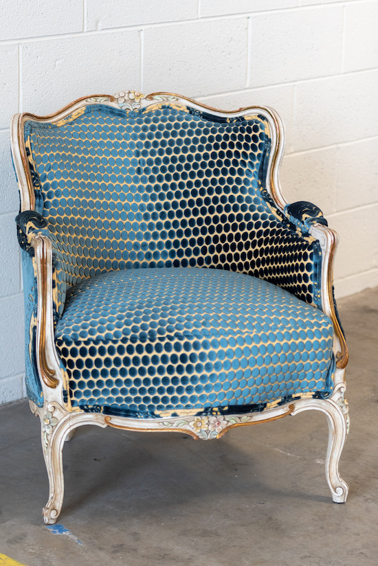Giverny French Bergere Armchair