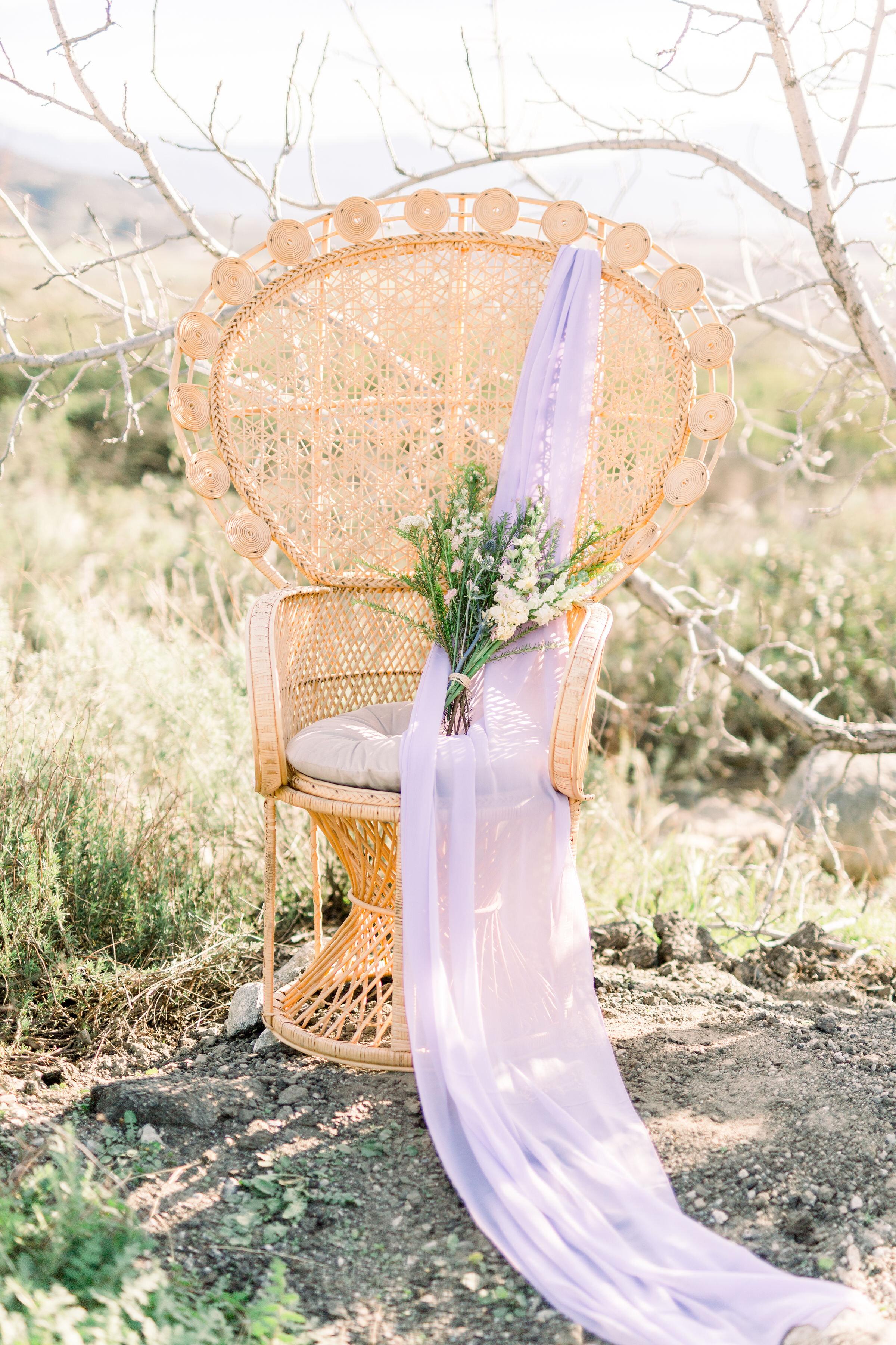 Monica Peacock Chair — Los Angeles Event Rentals  Provenance Rentals