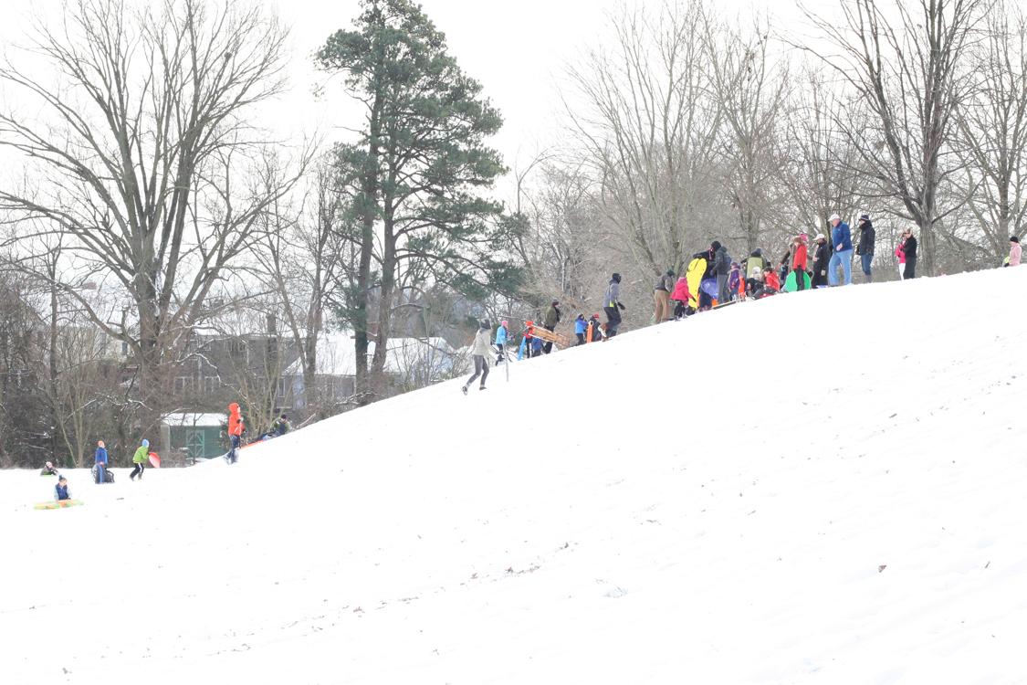 sledding-hill
