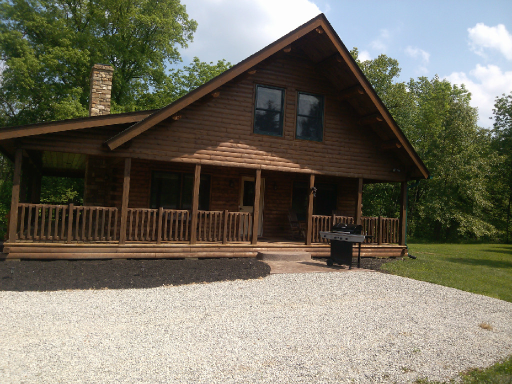 Dreams End Log Cabin Rentals