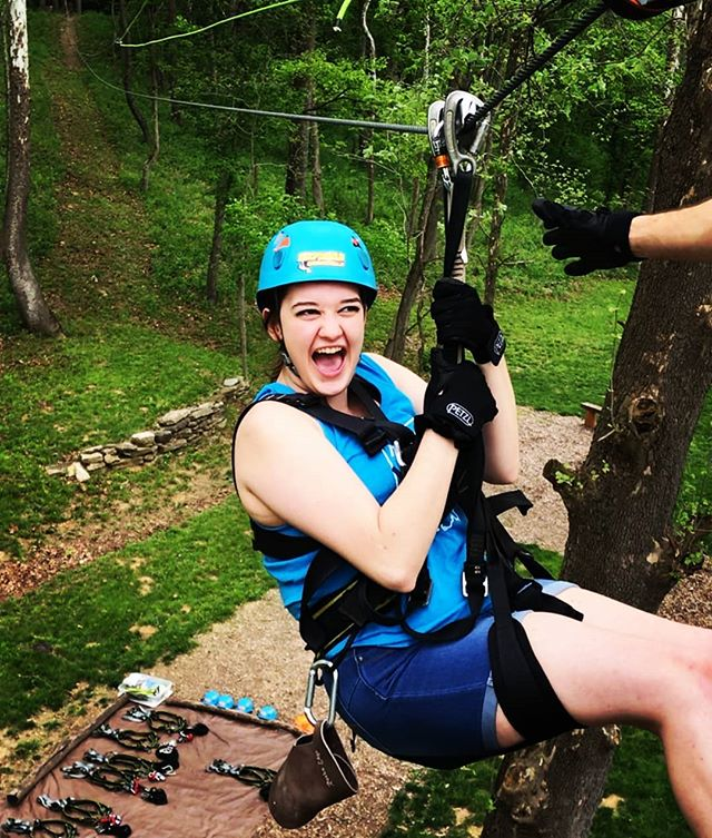 Adventure awaits. Book your tour today! #skywardadventures #outdooradventures #ziplineindiana