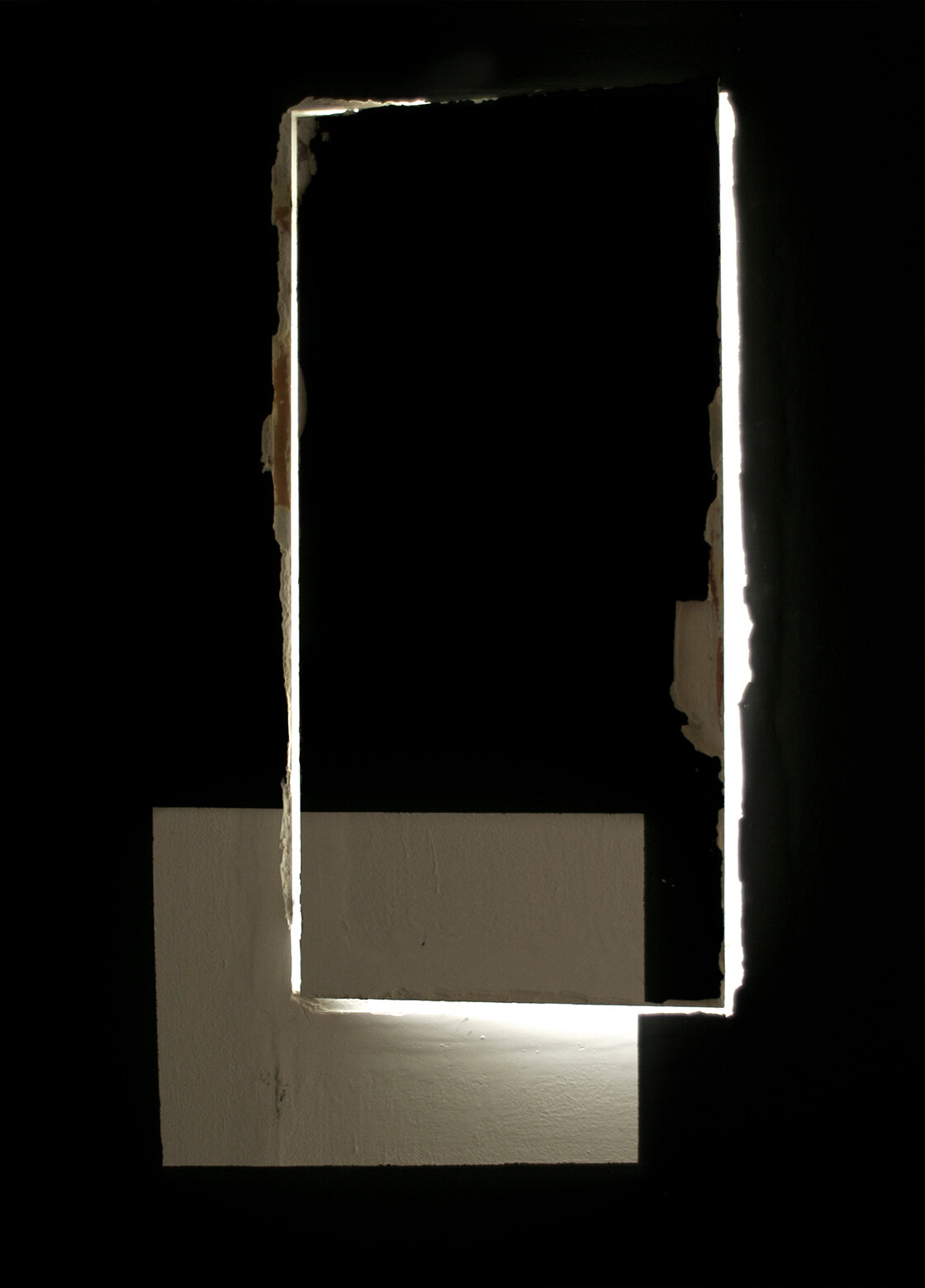 Window, 2010, archival pigment print, 70X50 cm