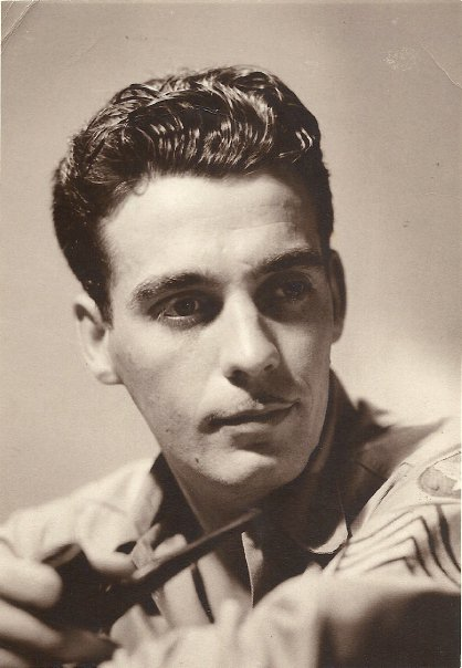 My Dad During WWII, U. S. Army Air Corps
