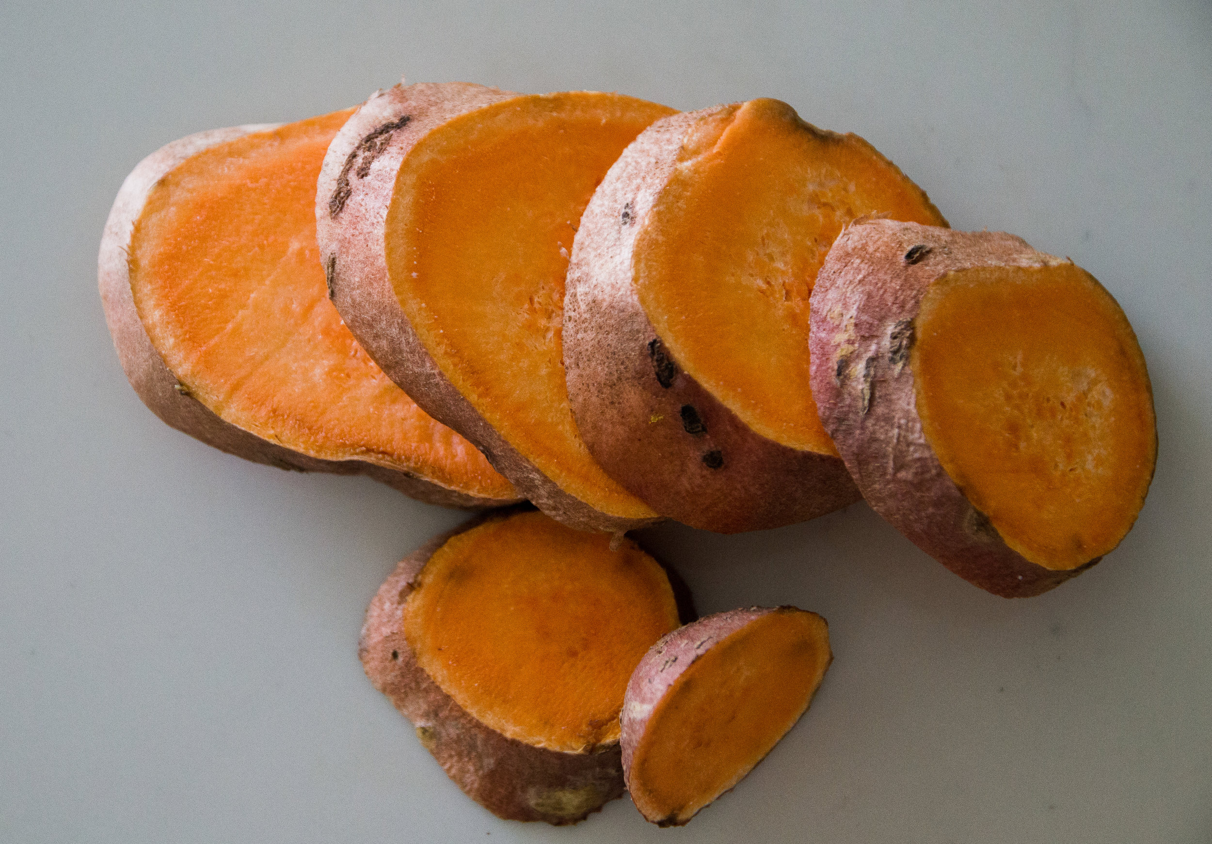 Sweet potatoes are a great option for Vitamin A!