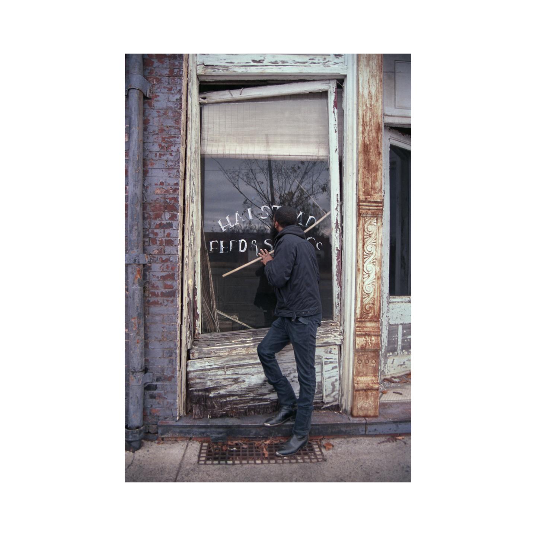 Hawkinsville Window