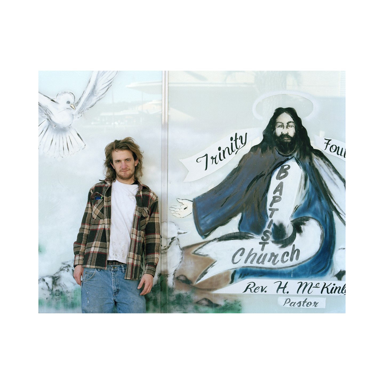 Jeremy and Jesus