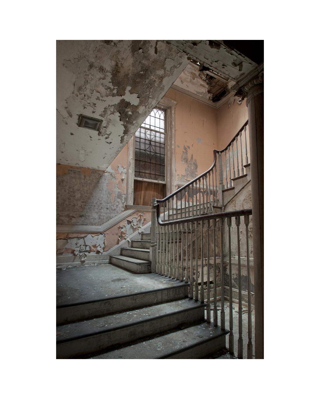 Twelve Oglethorpe Stairs