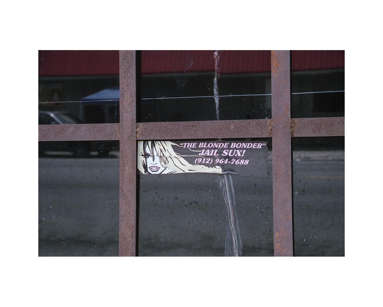 Blonde Bonder - Montgomery Street - Savannah, GA