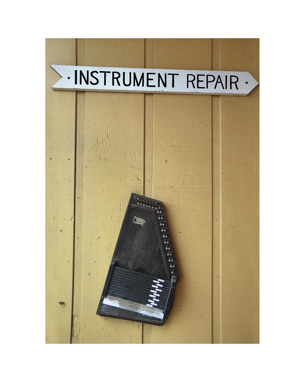 Instrument Repair - Astoria, OR