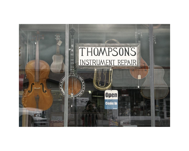 Thompson's - Astoria, OR