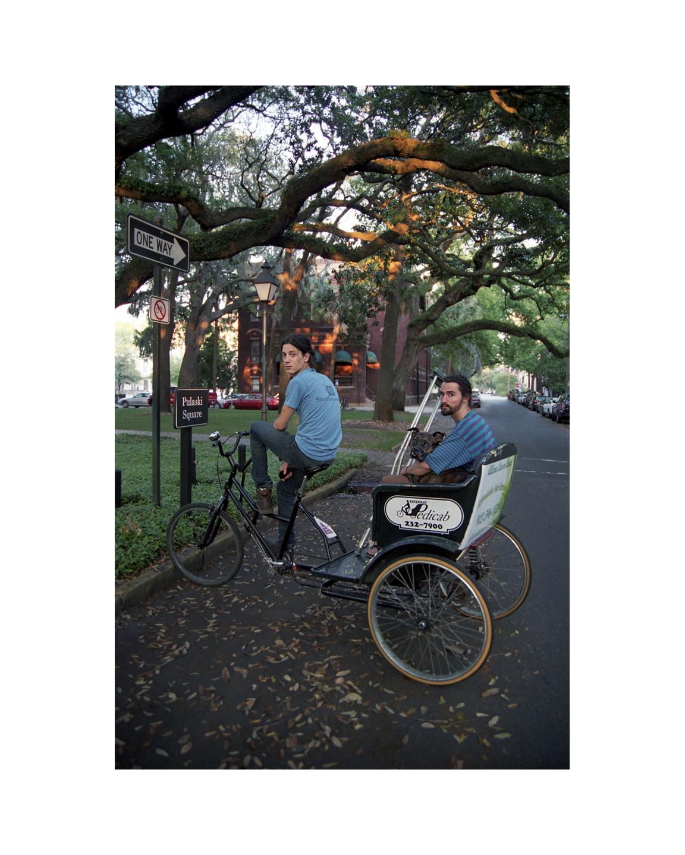 Pedicabbing