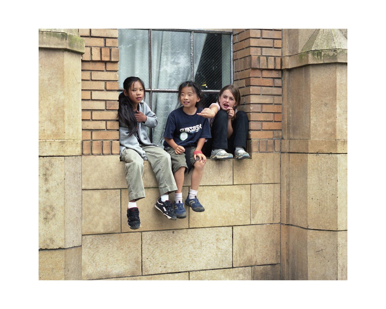 Girls in Haight Ashbury