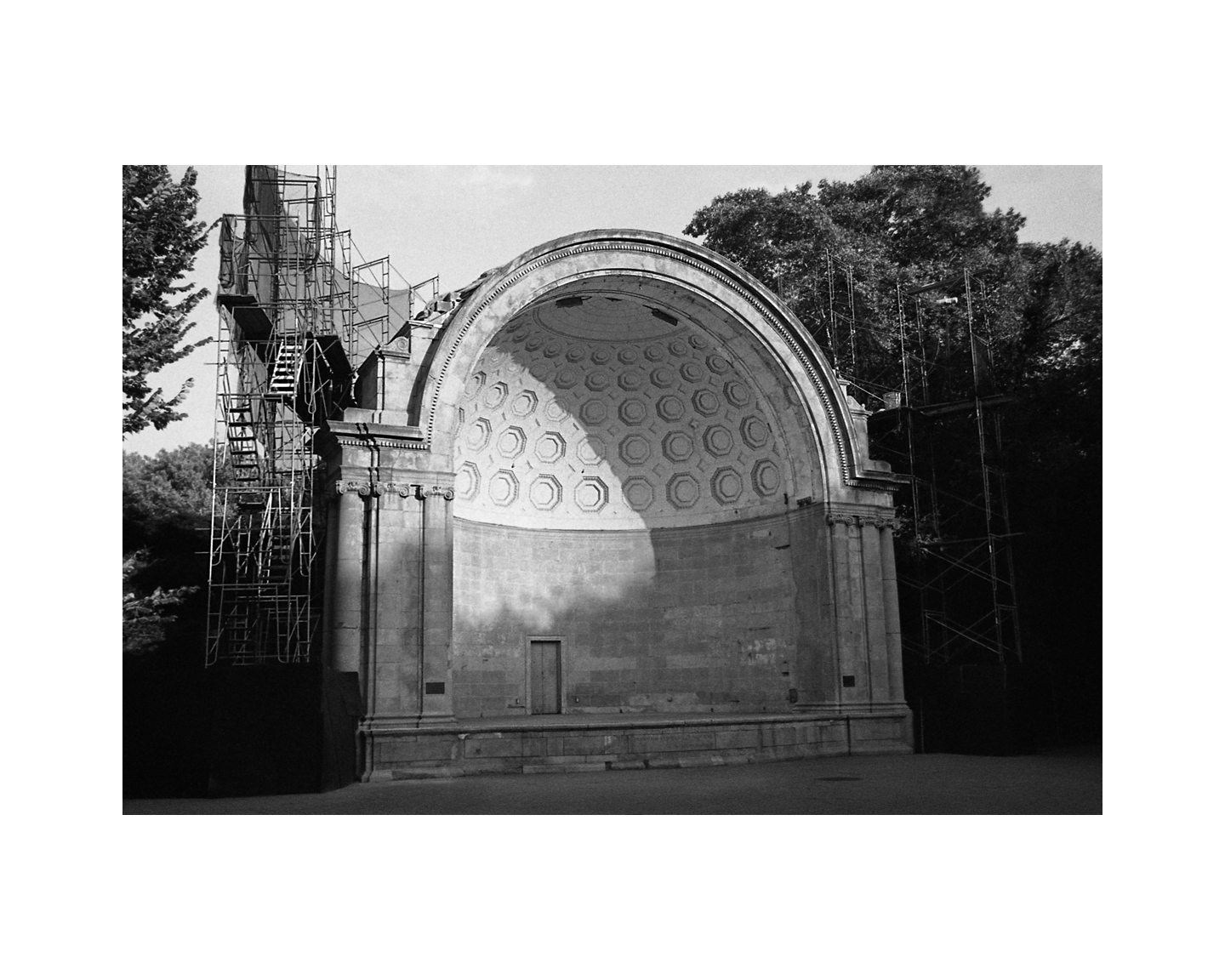 Dome in Central Park