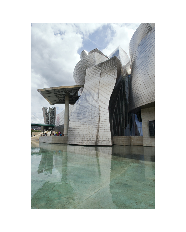 Guggenheim Museum, Bilbao Spain