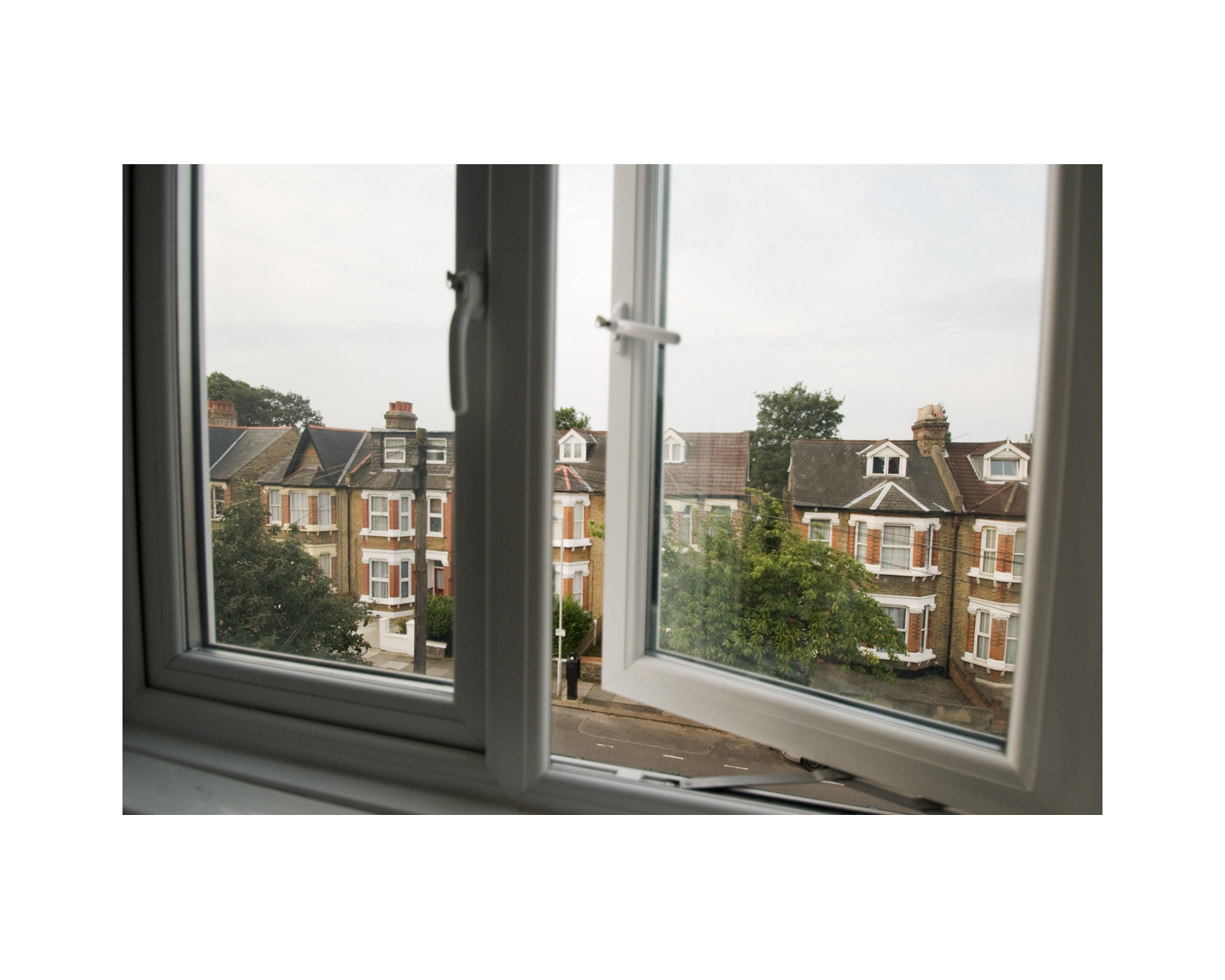 The View from My Room in London