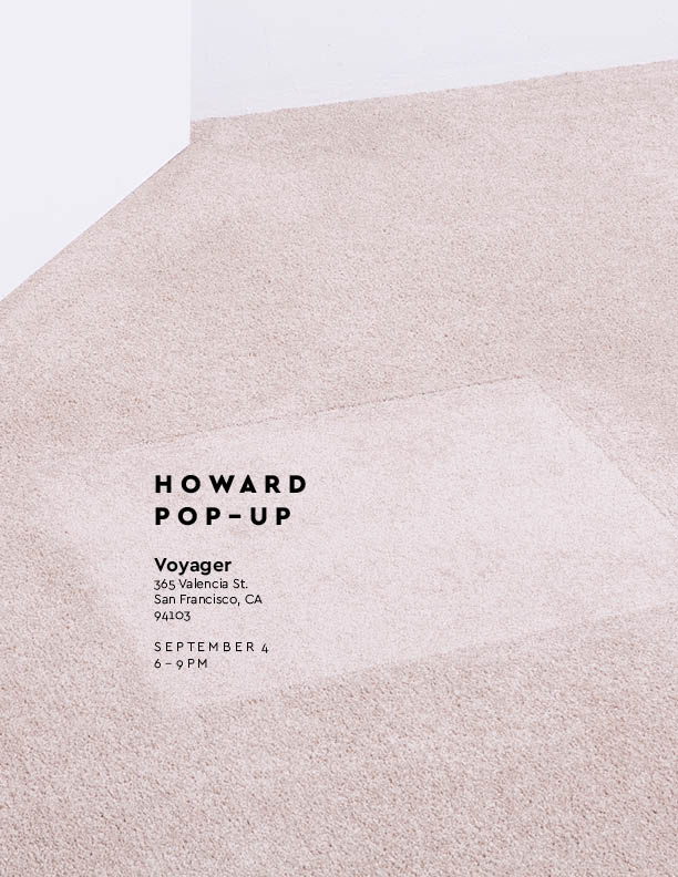 Howard Pop Up Voyager