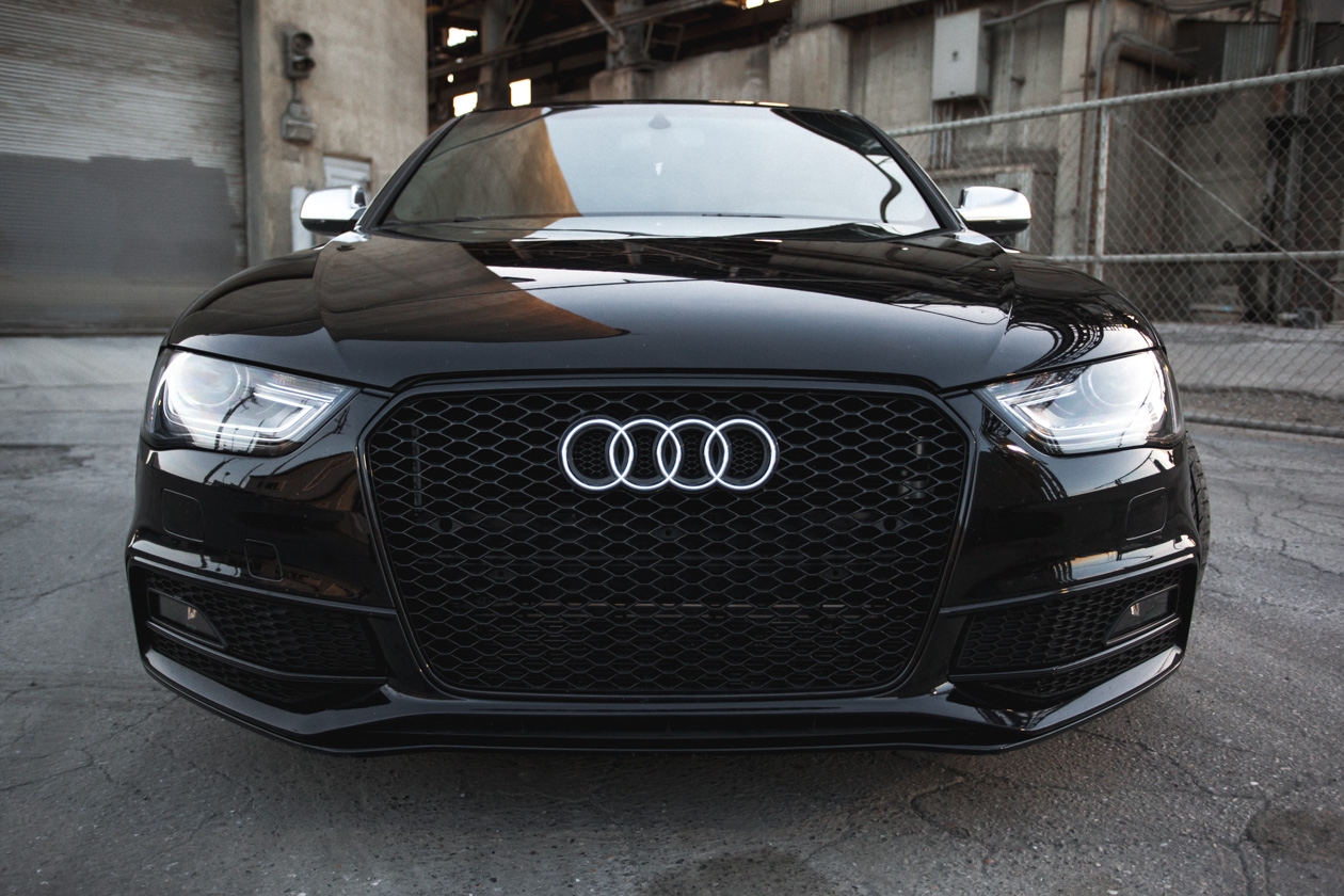 Audi RS Grille