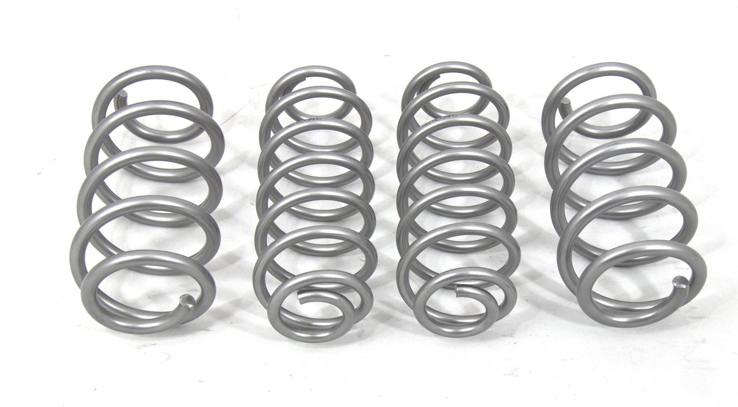 Springs are sold in sets of 4