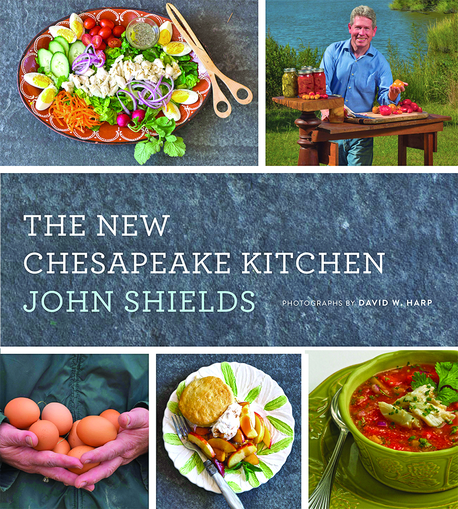 The New Chesapeake Kitchen    has been chosen by OpenTable as one of  The 11 Best New Restaurant Cookbooks  of 2018!    ORDER HERE!