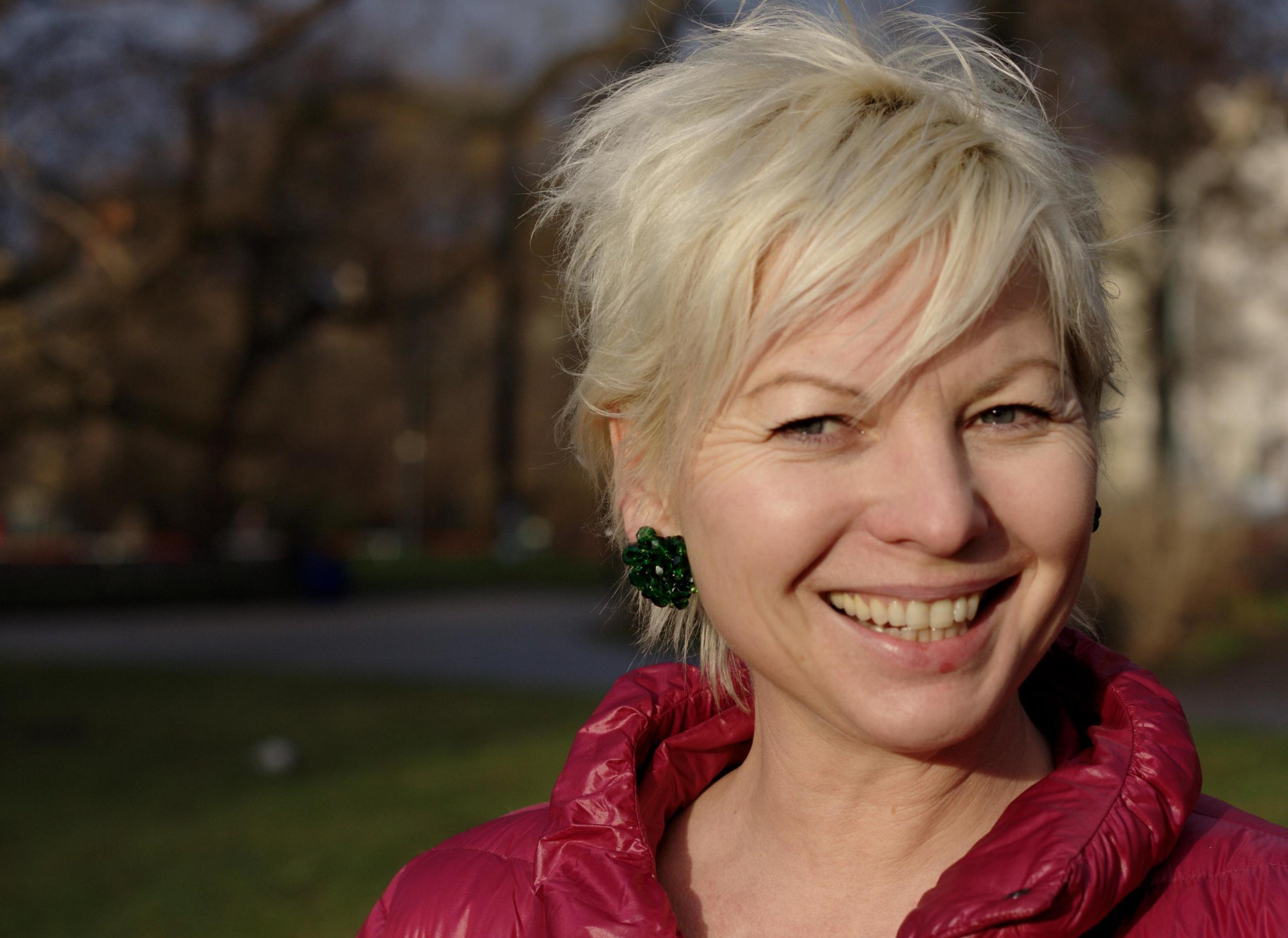 Jitka Trevisan, foto (c) Monika Grilli Wagnerová