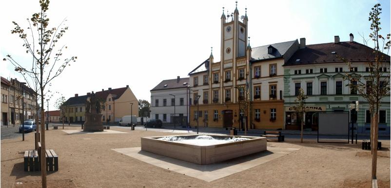 Náměstí pro město