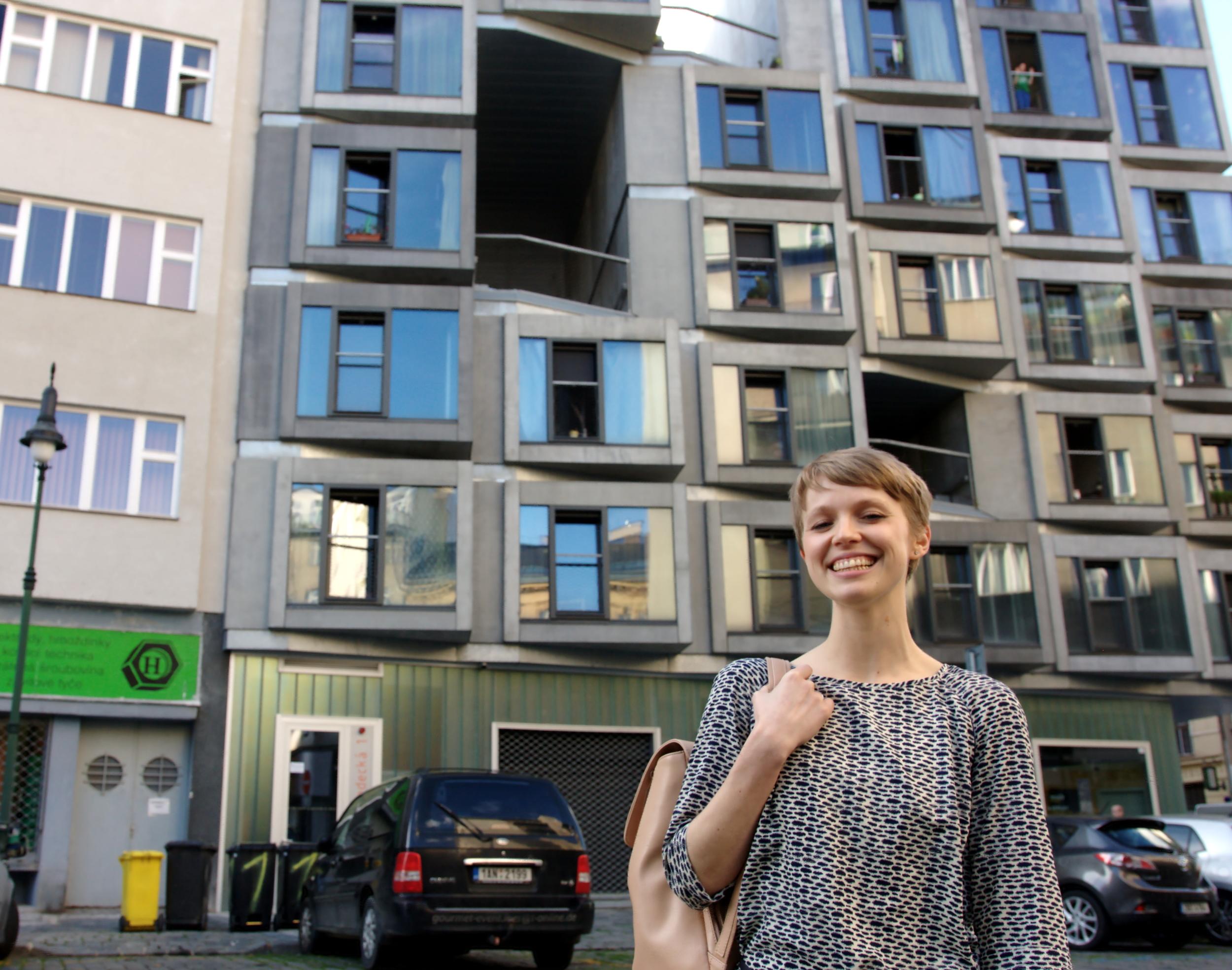 Andrea Průchová foto: Monika Grilli Wagnerová (c)