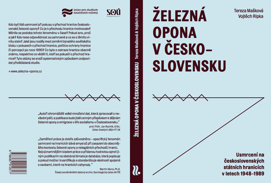 Železná opona v Česko-Slovensku