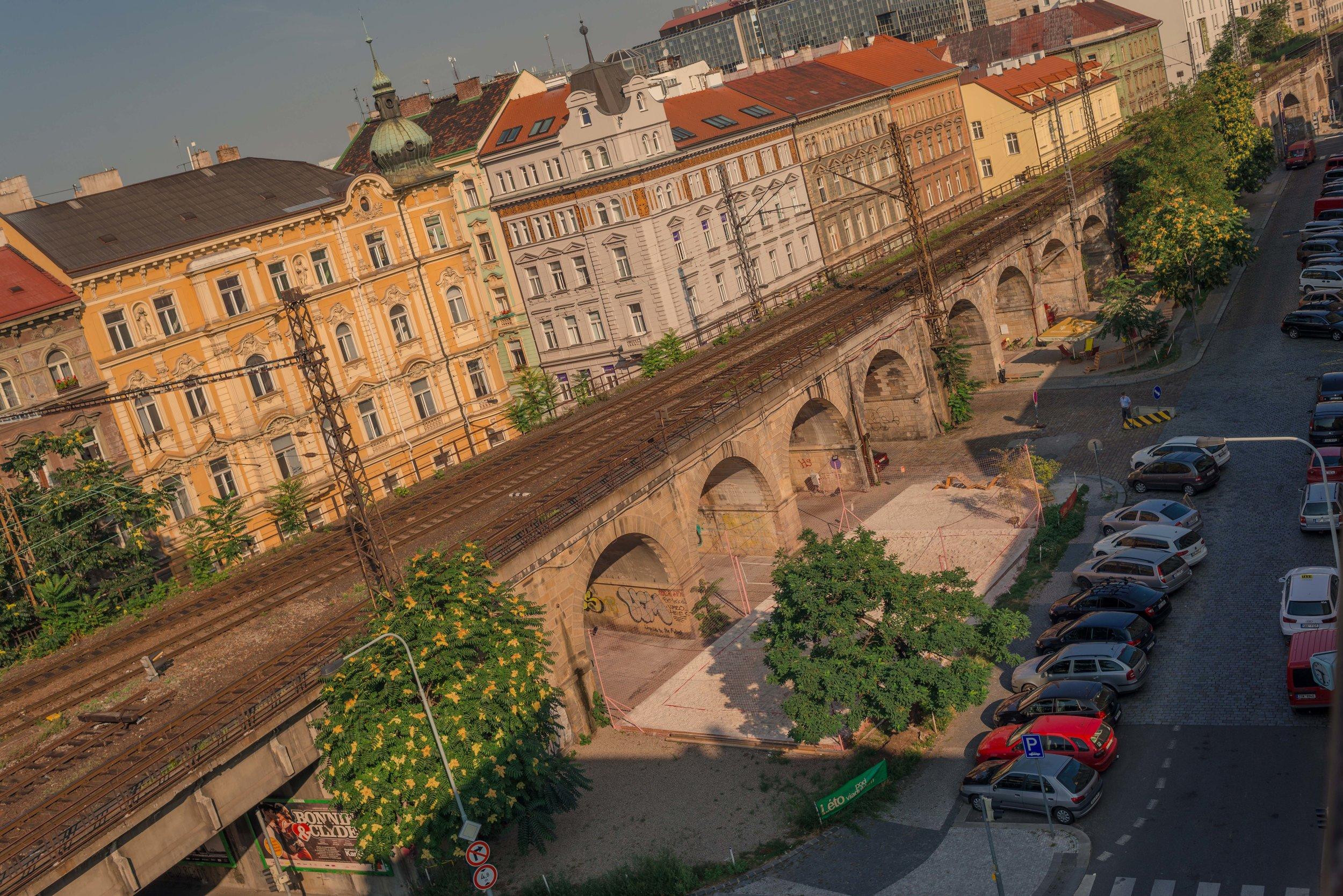 Léto pod Viaduktem