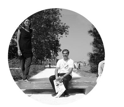 Franziska Ullmann (on the left), photo: Ullmann Architektur (c)