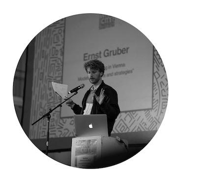 Ernst Gruber, photo: David Vereš (c)