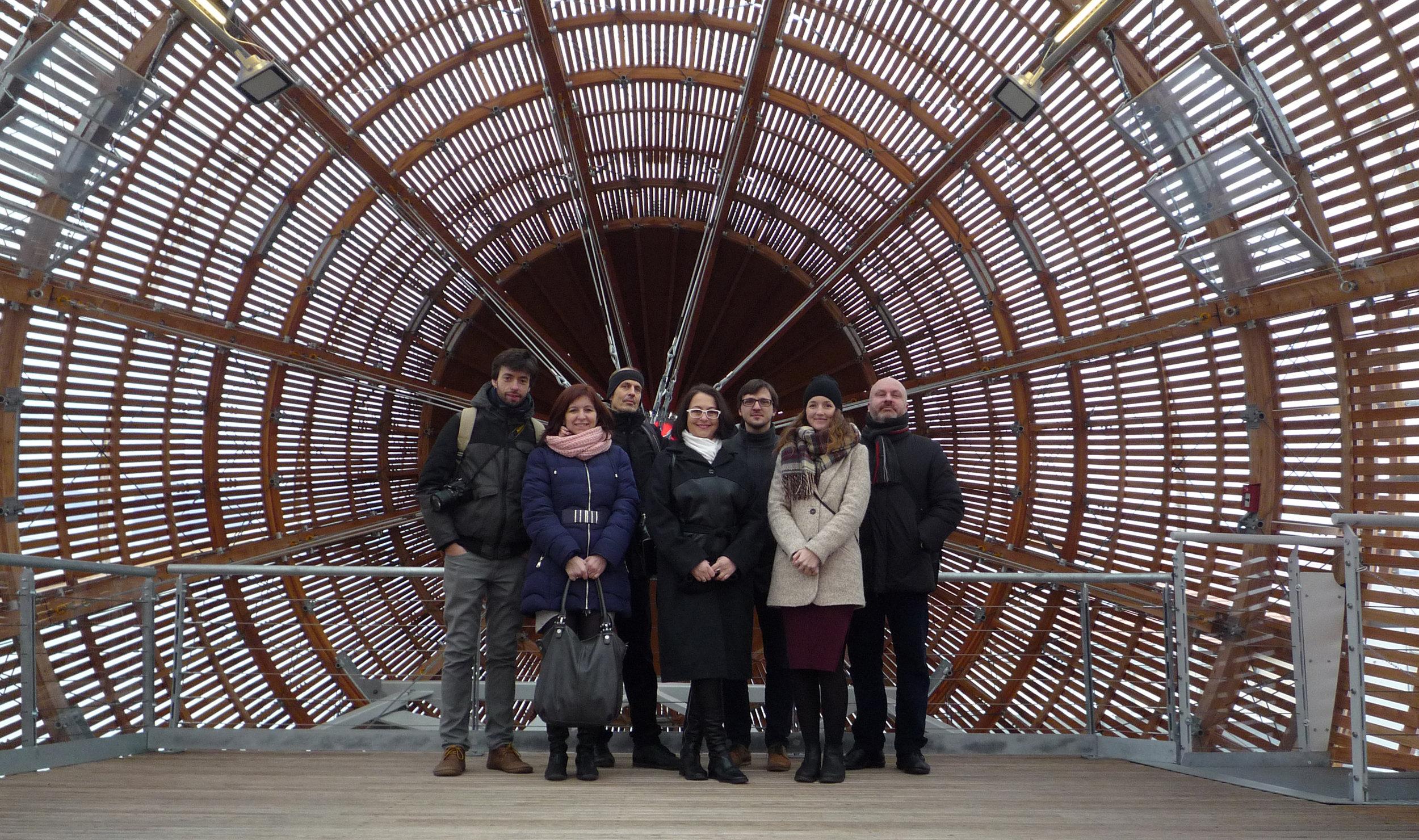 team ateliéru ASGK, foto (c) archív ASGK