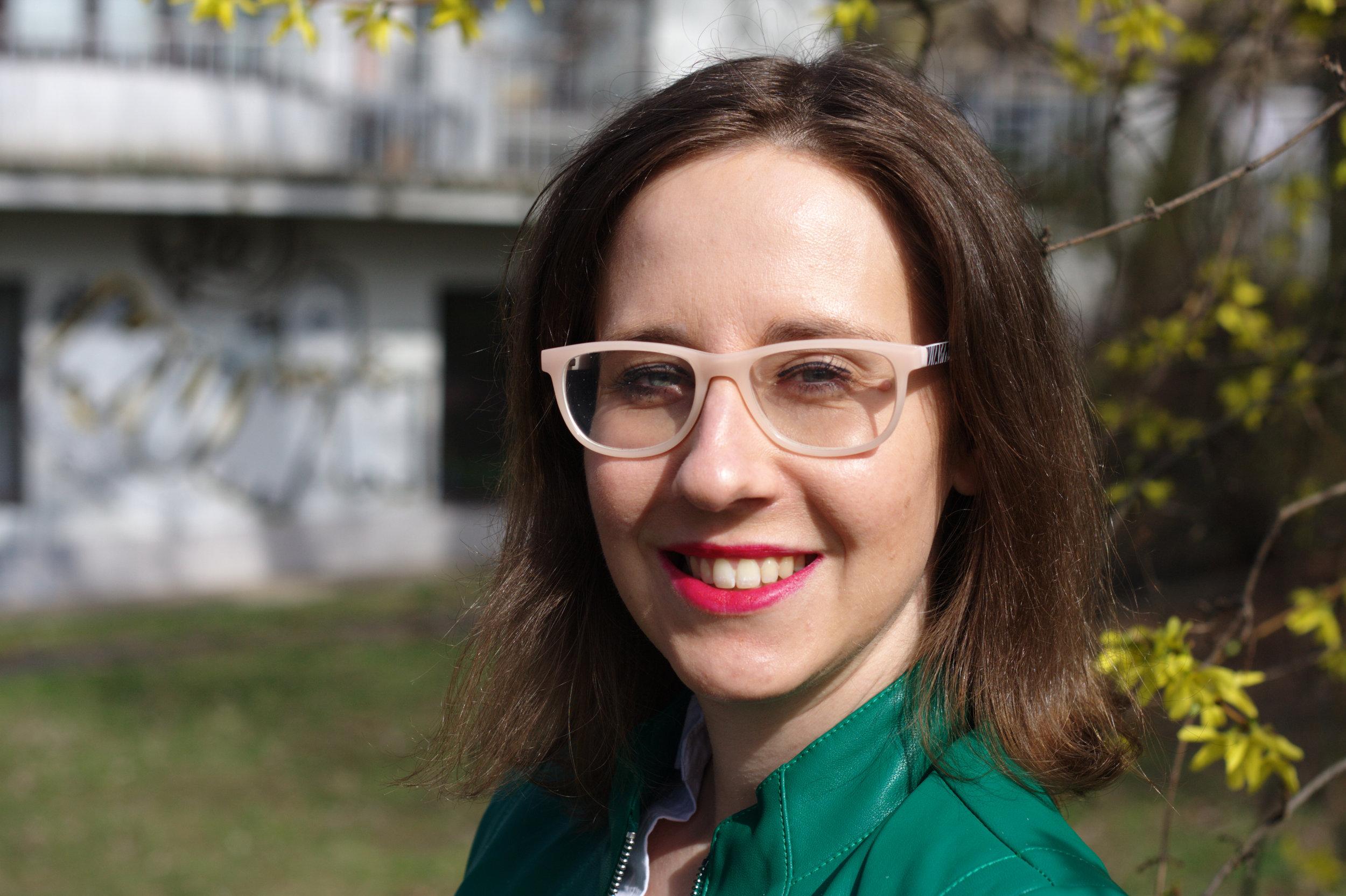 Pavla Pelčíková, odbornice na participaci, foto: Monika Grilli Wagnerová