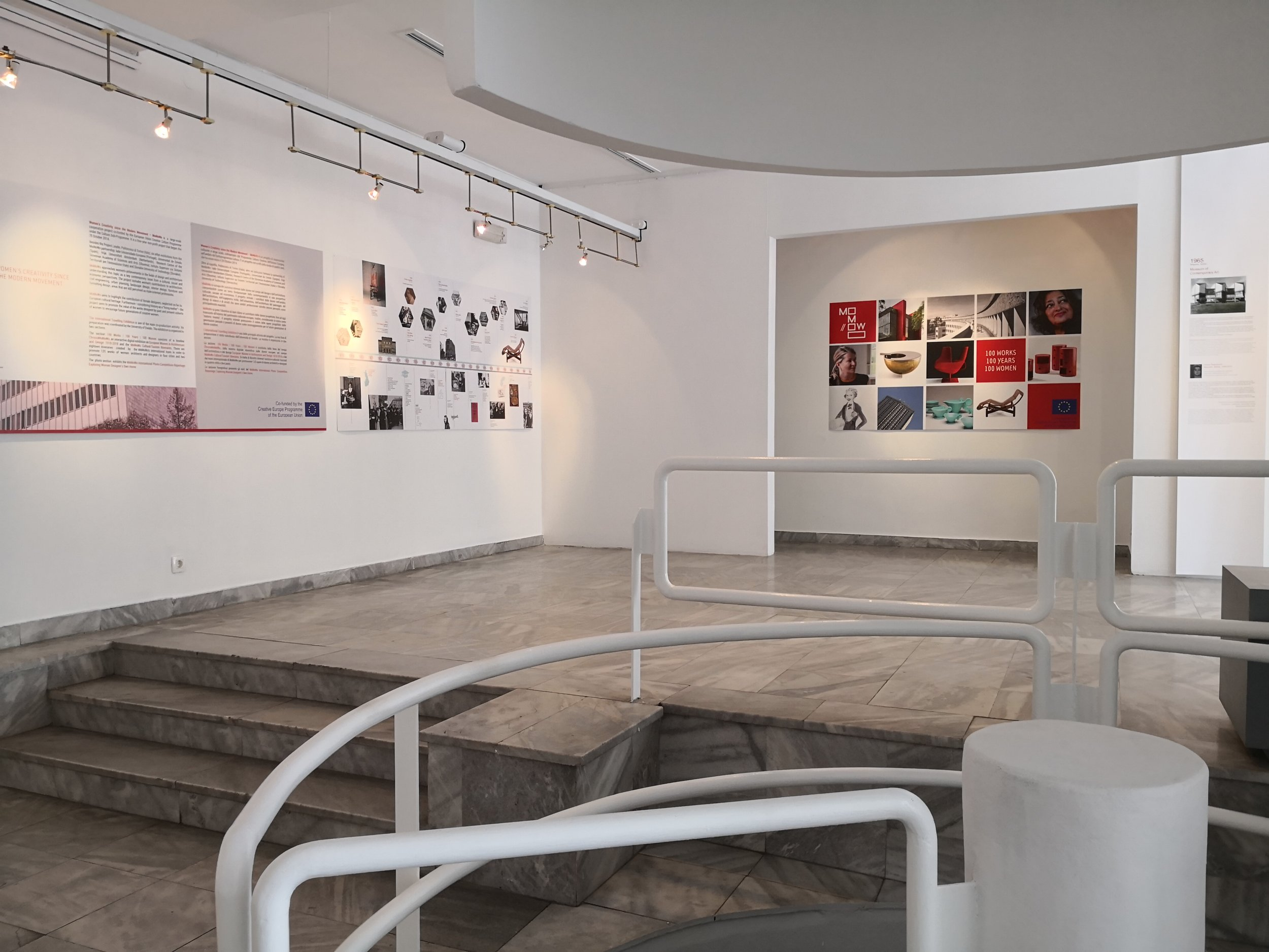 """International Travelling Exhibition """"MoMoWo 