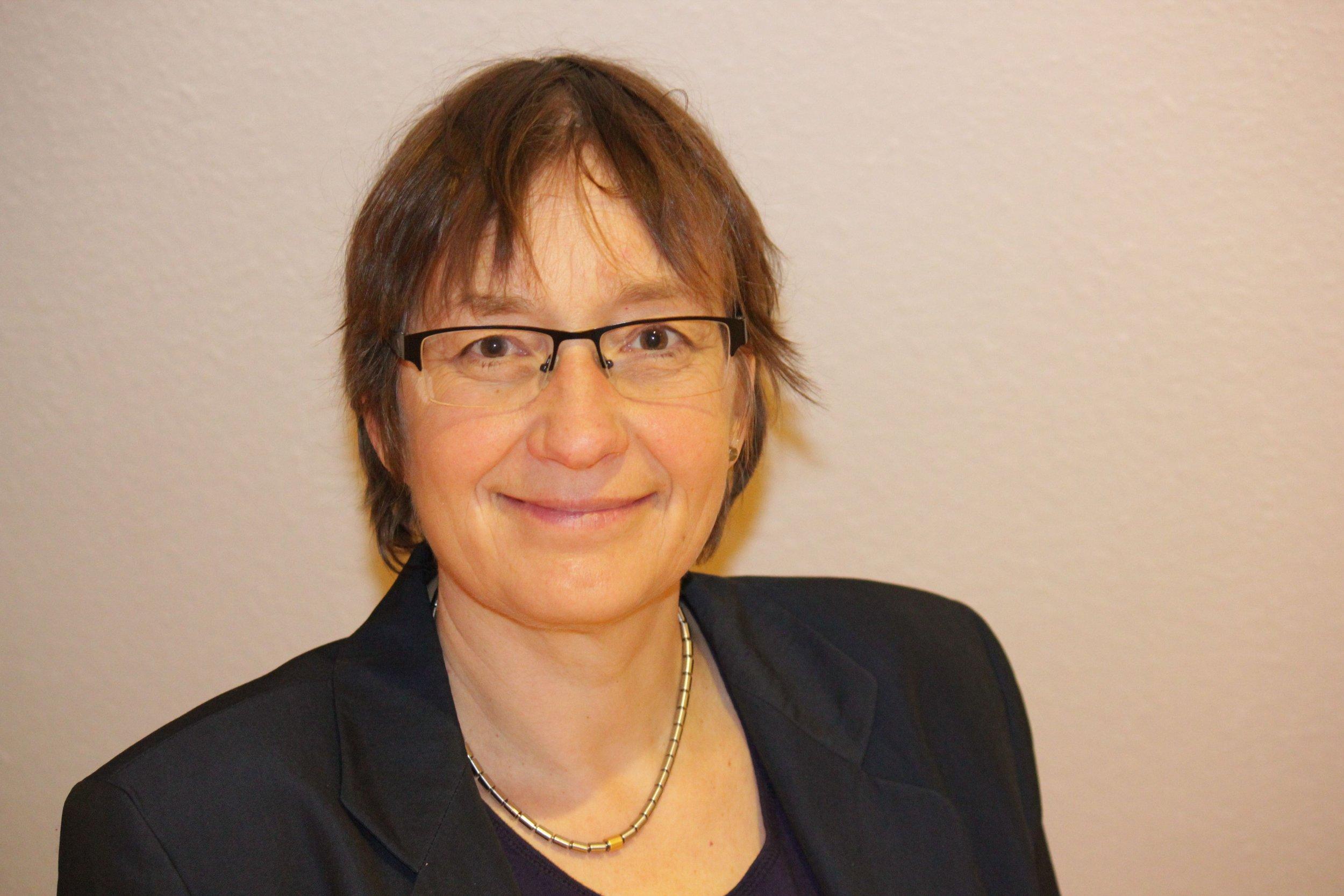 Urban geographer and gender expert, prof. Brigitte Wotha, Ostfalia University of Applied Sciences, photo (c) Brigitte Wotha