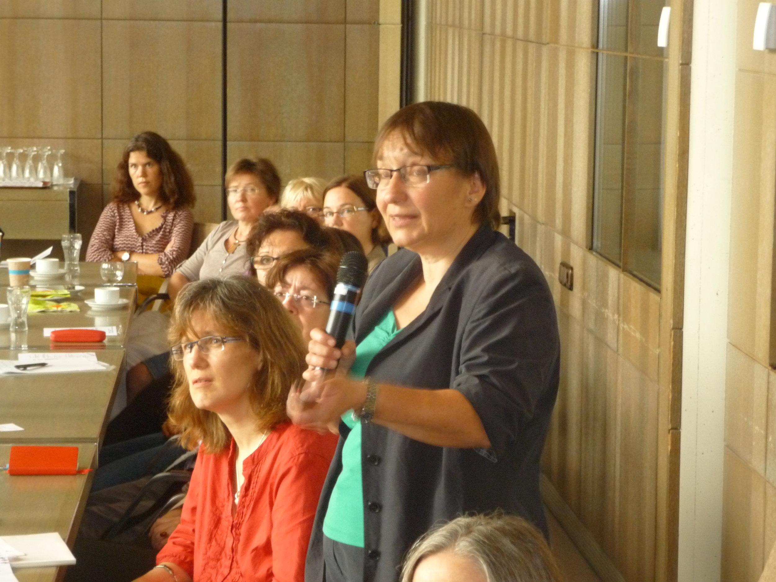 Facilitating participatory processes  photo (c) Brigitte Wotha