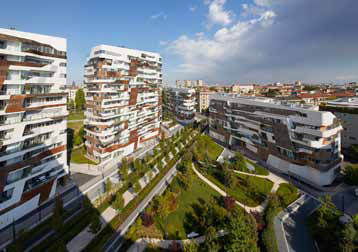 CityLife Milan – Zaha Hadid Architects, Foto: Hufton+Crow