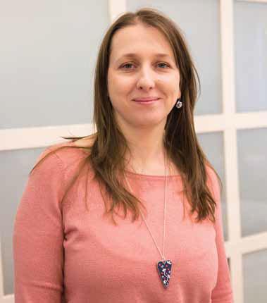 Zuzana Krišková z OZ Ženské kruhy, foto: Maria Martiniak