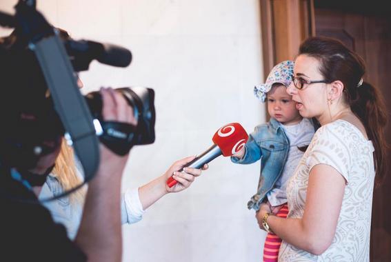 SImona Petrík s dcérou, foto: simonapetrik.sk