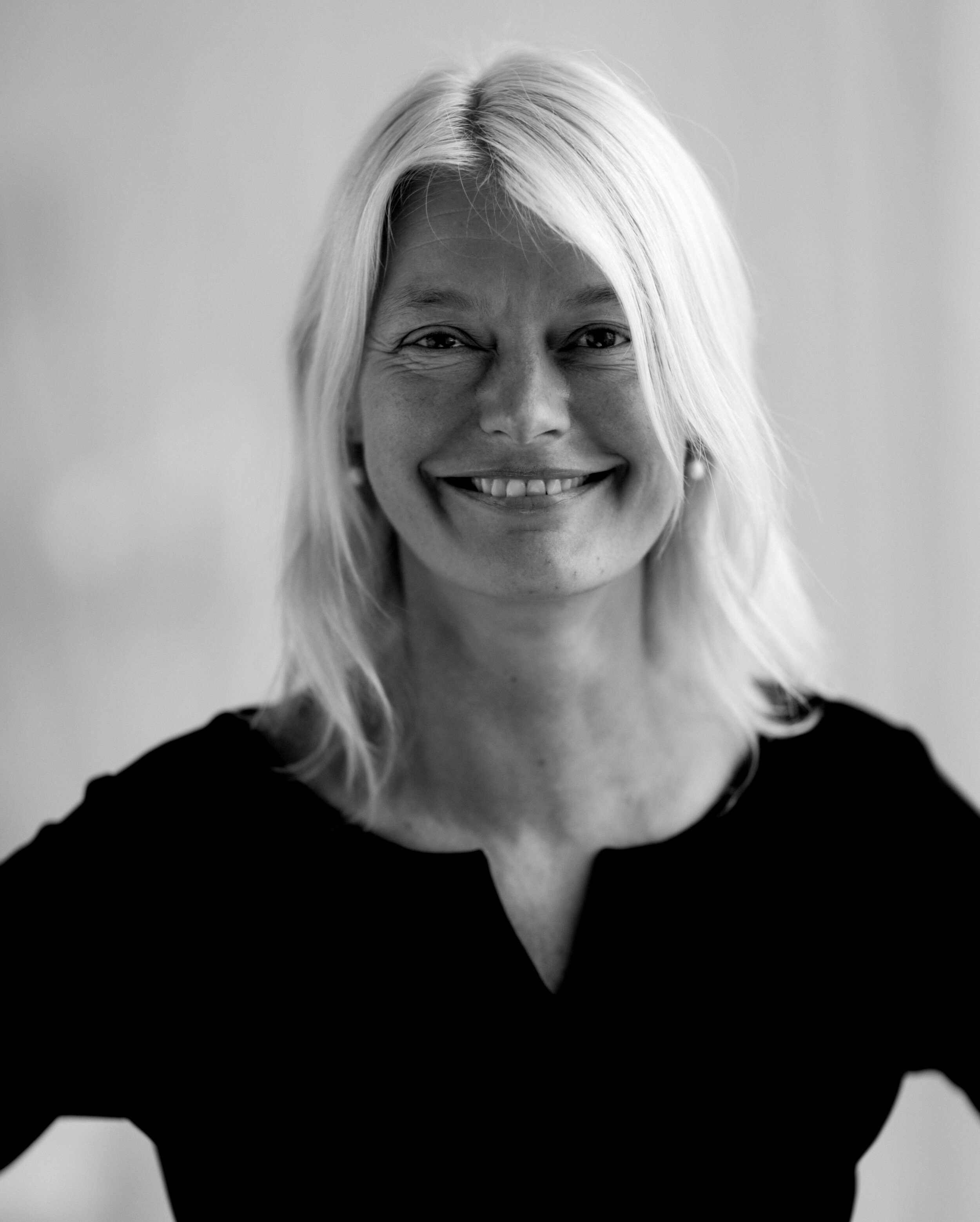 Jenny Osuldsen, architect, partner, Snøhetta., photo: JO archive
