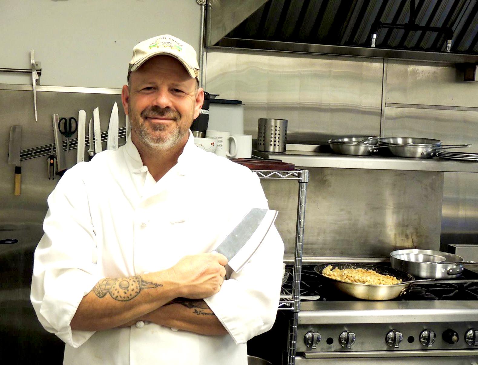 Chef, Scott Boone