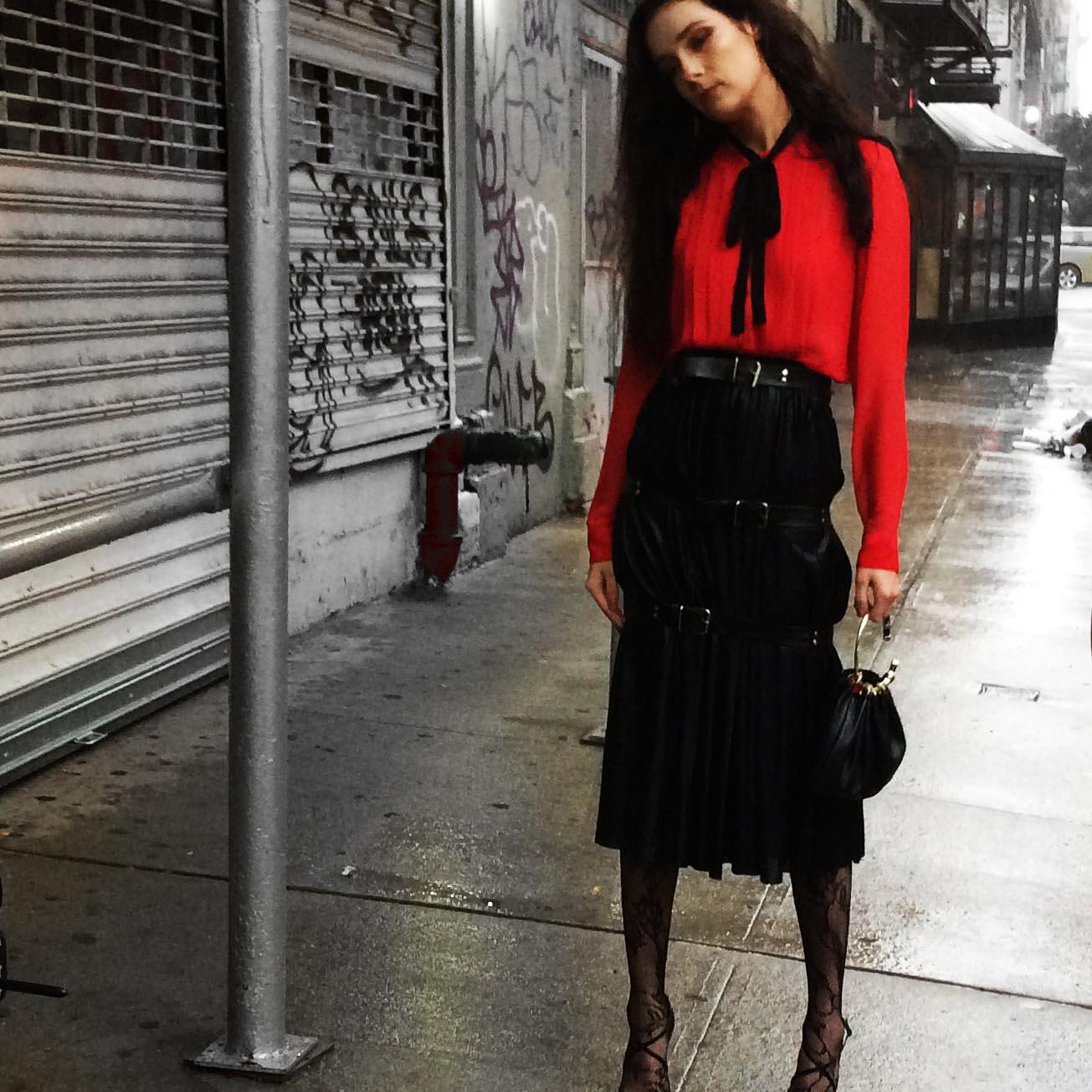 Model: Ashley Helmke