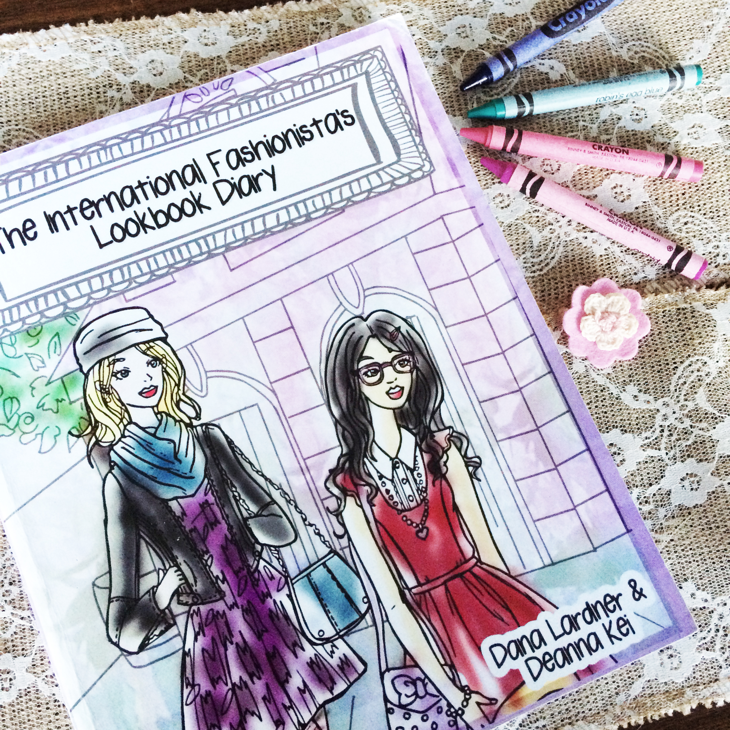 The International Fashionista's Lookbook Diary