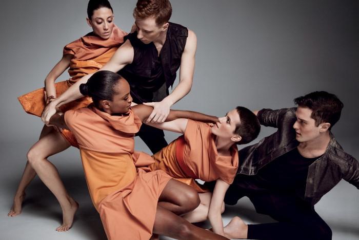 Vogue Magazine styled by Alex Harrington