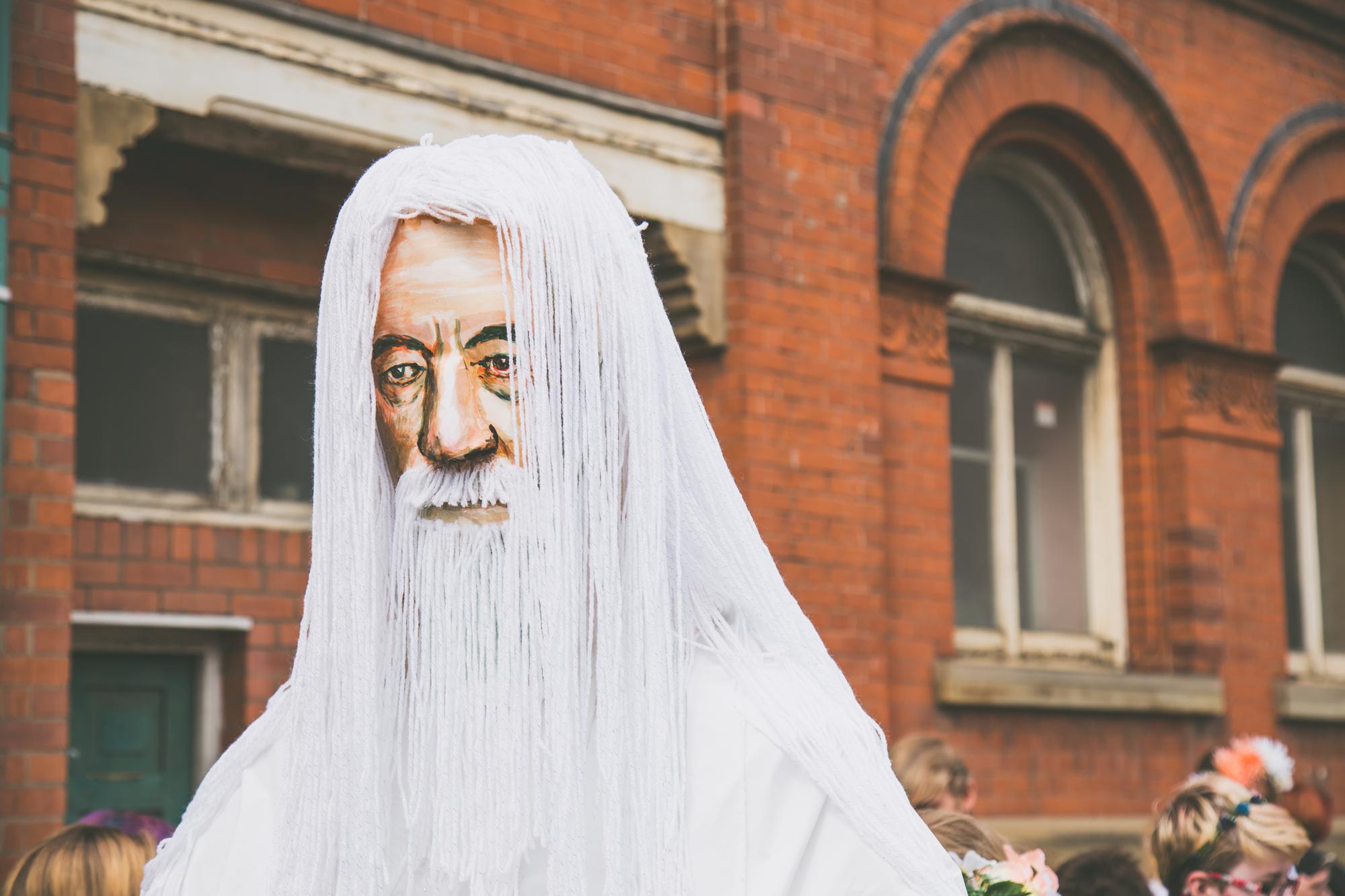 Gandalf at pride