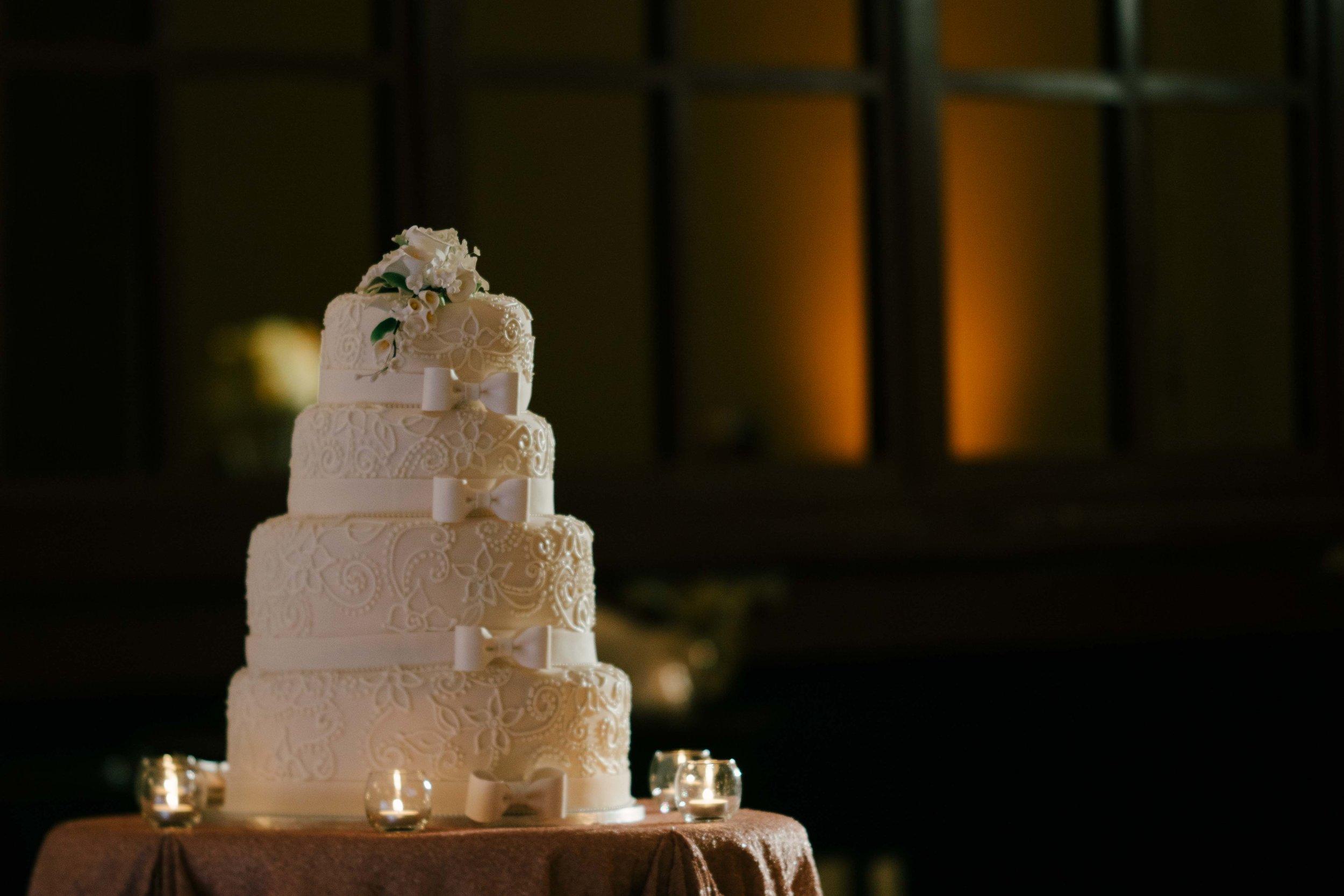 MIAMI ARABIC WEDDING CAKE