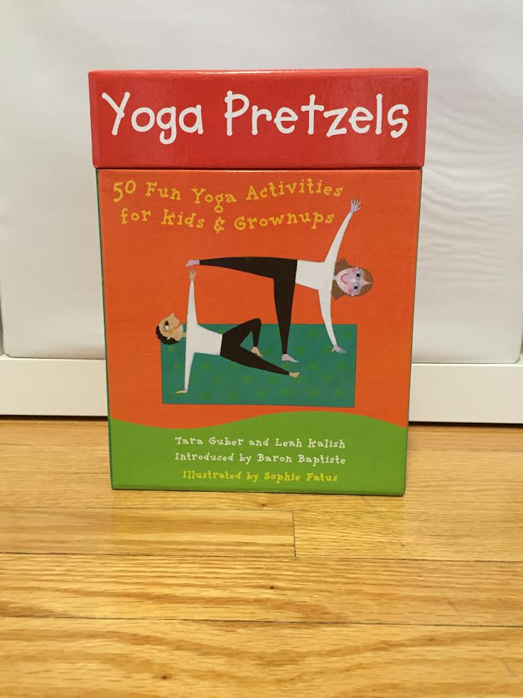 Yoga Pretzels Review