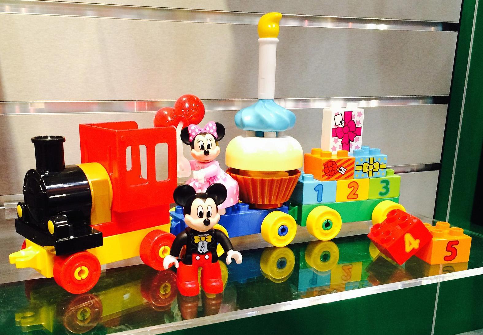 Mickey & Minnie Duplos